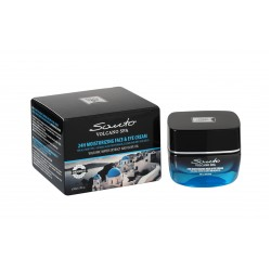 24h Moisturizing Face and Eye Cream 2 to 1 50ml
