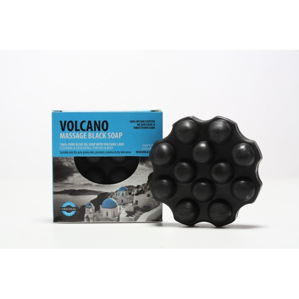 Volcano Massage Black Soap
