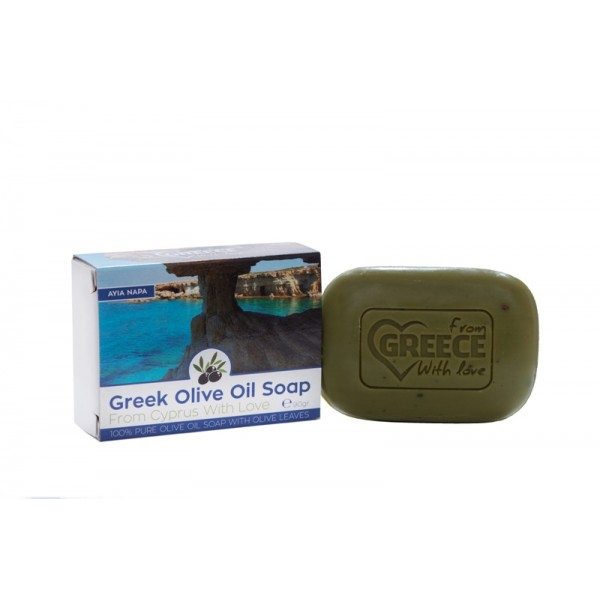 Olive Oil Soap From Cyprus With Love Ayia Napa