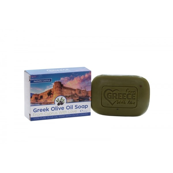 Olive Oil Soap From Cyprus With Love Paphos Castle