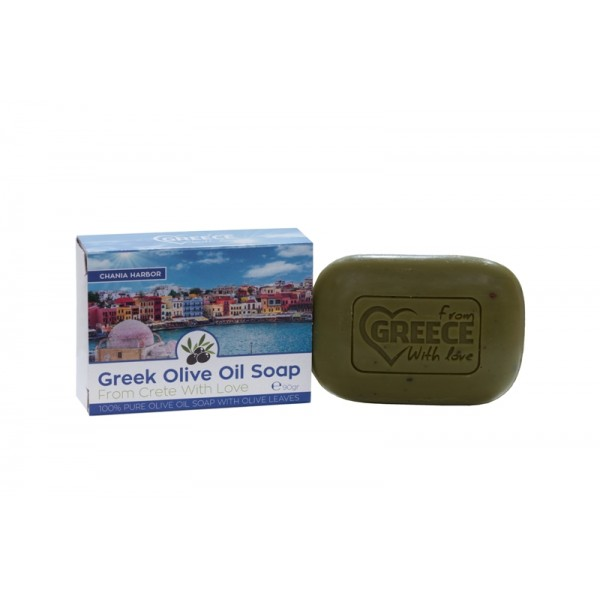 Olive Oil Soap From Greece With Love Chania
