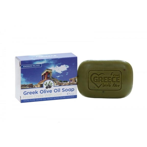 Olive Oil Soap From Greece With Love Knossos