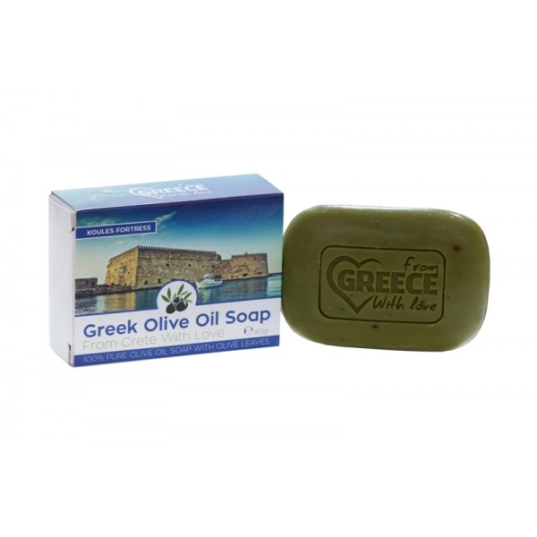 Olive Oil Soap From Greece With Love Koules
