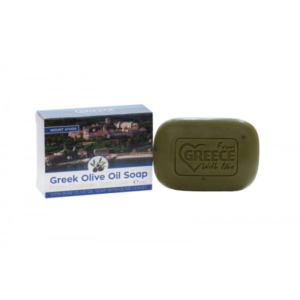 Olive Oil Soap From Greece With Love Mount Athos