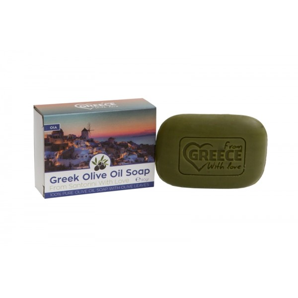 Olive Oil Soap From Greece  With Love Oia of Santorini