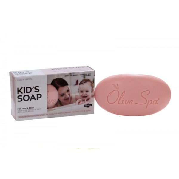 Kid's Soap with Almond Oil