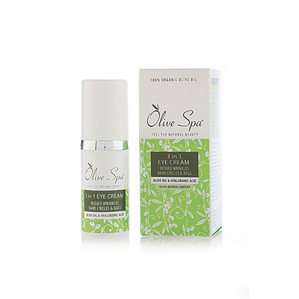 Eye cream 3 in 1 30ml